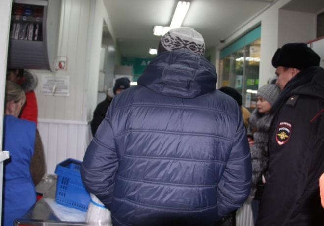 ВПензе вмагазине наулице Красной подростку продали спирт